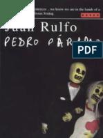 Juan Rulfo - Pedro Pâramo