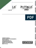 Rumble 150 350 OwnersManual Rev-A