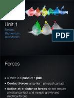 unit 1 forces