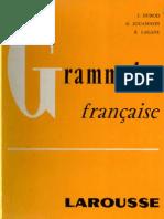 Grammaire Francaise - Larousse