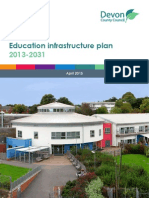 Education Infrastructure Plan v1