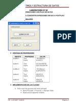 Conversion de Infix a Postfix