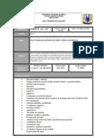 Plan y Programa 1er. Periodo