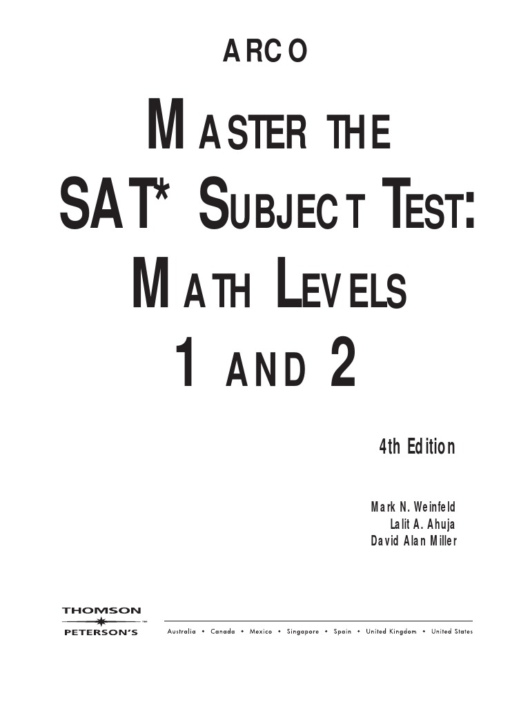 Is there a maximum number of attempts for sat subject test?
