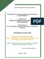 Plantas Medicinales y Biocidas