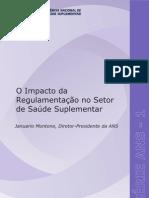ANS IMPACTO ANTICOMPETITIVOS E SAÚDE SUPLEMENTAR