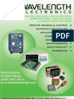 Wavelength Electronics Product Catalog 2012