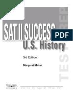 SAT II History