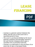 LEASE FINANCING.pptx