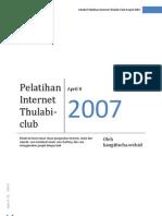 Modul Pelatihan Internet
