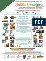 Boletín Técnico Coleccionable Agosto 2013
