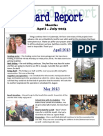 Reichard Report April-july 2013