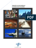 Estudo Socioeconômico do RJ 2009