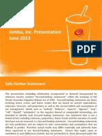 Jamba Investor Presentation.pdf