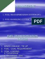 Coal Transortation and Handling
