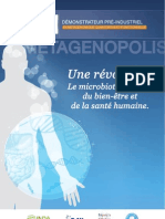 Metagenopolis plaquette de présentation