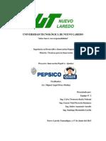 Tecnicas de innovacion de la empresa Pepsico-Quaker