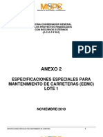 Anexo -2 EEMC - Especificaciones Especiales Mant Carreteras 25-11-10 7.00 PM