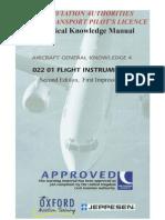 01 01 Aircraft Instrument Displays