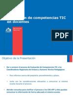 Eval de Competencias TIC Para ATE
