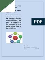 Diario de Aprendizaje Gerencia Social Ll Semana 4 5y6