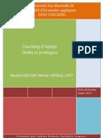 Coaching d Equipe de Giffard Et Moral- Dubois Et Al. 2011