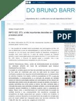 BLOG DO BRUNO BARROS_ INFO 522, STJ, e três importantes decisões em processo penal