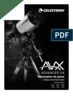 Advanced VX Manual Spanish Web