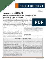 20130803 071113 south sudan protection letterhead