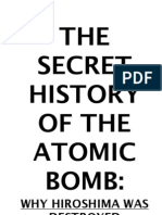 The Secret History of the Atomic Bomb - Eustace Mullins
