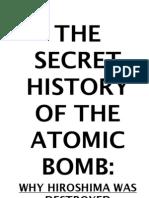 The Secret History of the Atomic Bomb - Eustace Mullins