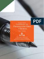 Producción Oral y Escrita Actividades (2)