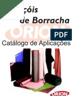 Catalogo Orion de Lençol de EPDM