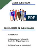 Analisis Curricular