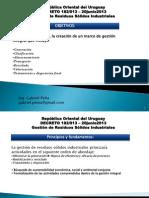 Decreto 182-13 Gestión de Residuos Sólidos Industriales-Uruguay