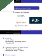 FTEM P3 Electrostatica en Dielectricos