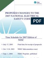 nesc2007