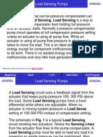 Load Sensing Pumps