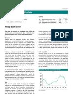 Global Markets Update Hoop Doet Leven