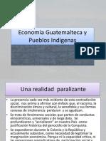 Economía Guatemalteca y Pueblos Indígenas
