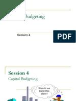Capital Budgeting Final
