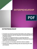 EM Lect 2-- Entrepreneurship