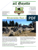 Trail Gazette - August 2013