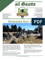 Trail Gazette - August 2013