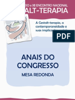 MESA REDONDA Congresso Gestalt