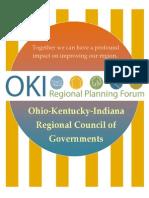 Regional Planning Forum