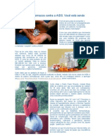 Publicidade de fármacos contra a AIDS