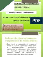 Presentación1 baterias de separcion  almacenamiento