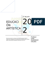 PLANIFICACIÓN+CLASE+A+CLASE_Educación+Artística.doc