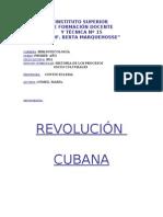 Revolucion Cubana Avanz